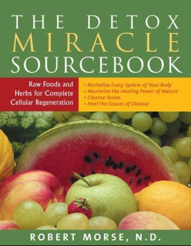 The Detox Miracle Sourcebook par Robert Morse
