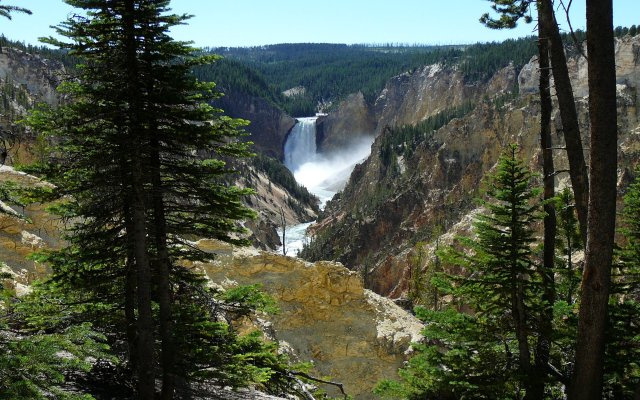 Yellowstone___Lower_Falls_by_spudbucket