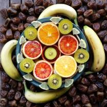 fruits acides et doux