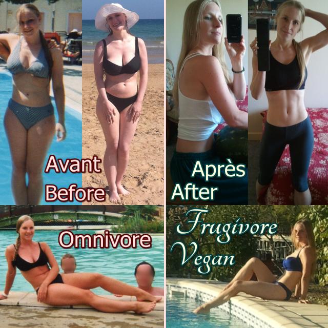 je me sens plus jeune à 31 ans qu'à 20-25 ans grâce à ce changement d'alimentation et au sport