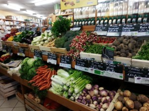 Rayon Légumes