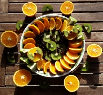 fruits acides du matin