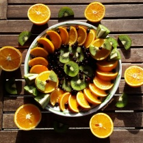 fruits acides du matin