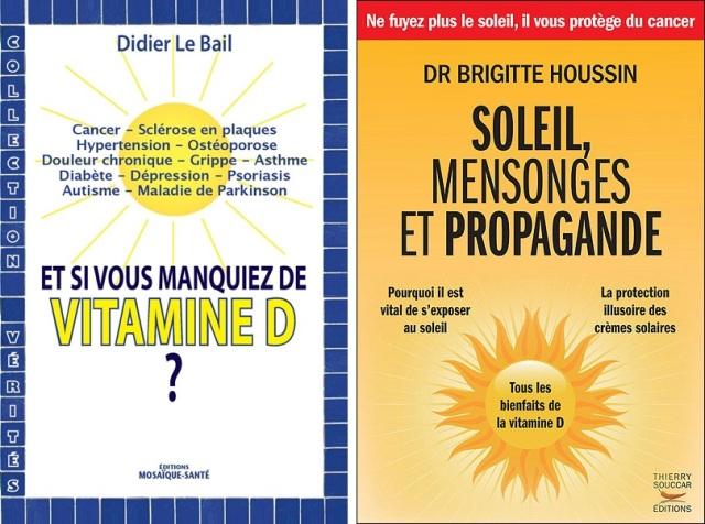 livres vitamine D