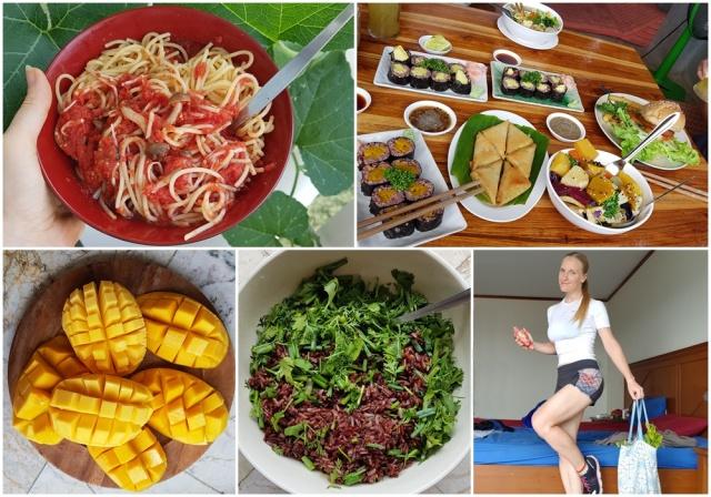 nourriture vegetalienne