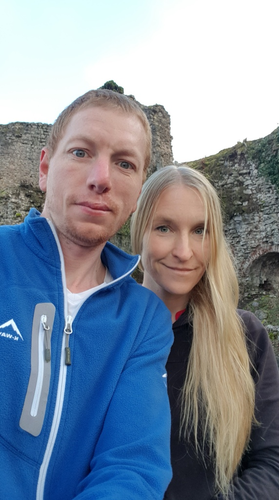 Paul van Zweel et Pauline Goehry