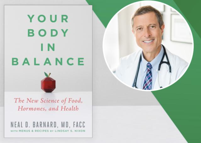 Neal Barnard - livre Your Body in Balance